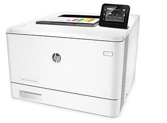 HP Colour Laserjet Pro M452dw