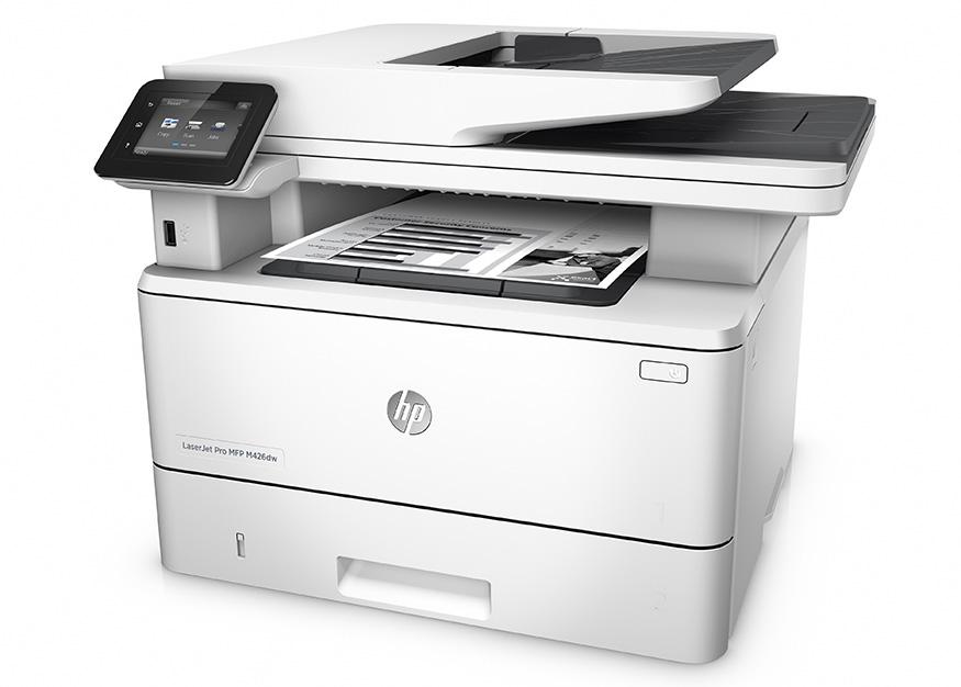 HP Colour Laserjet Pro MFP M477