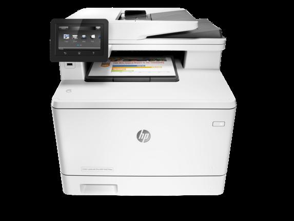 HP Colour Laserjet Pro M477fn