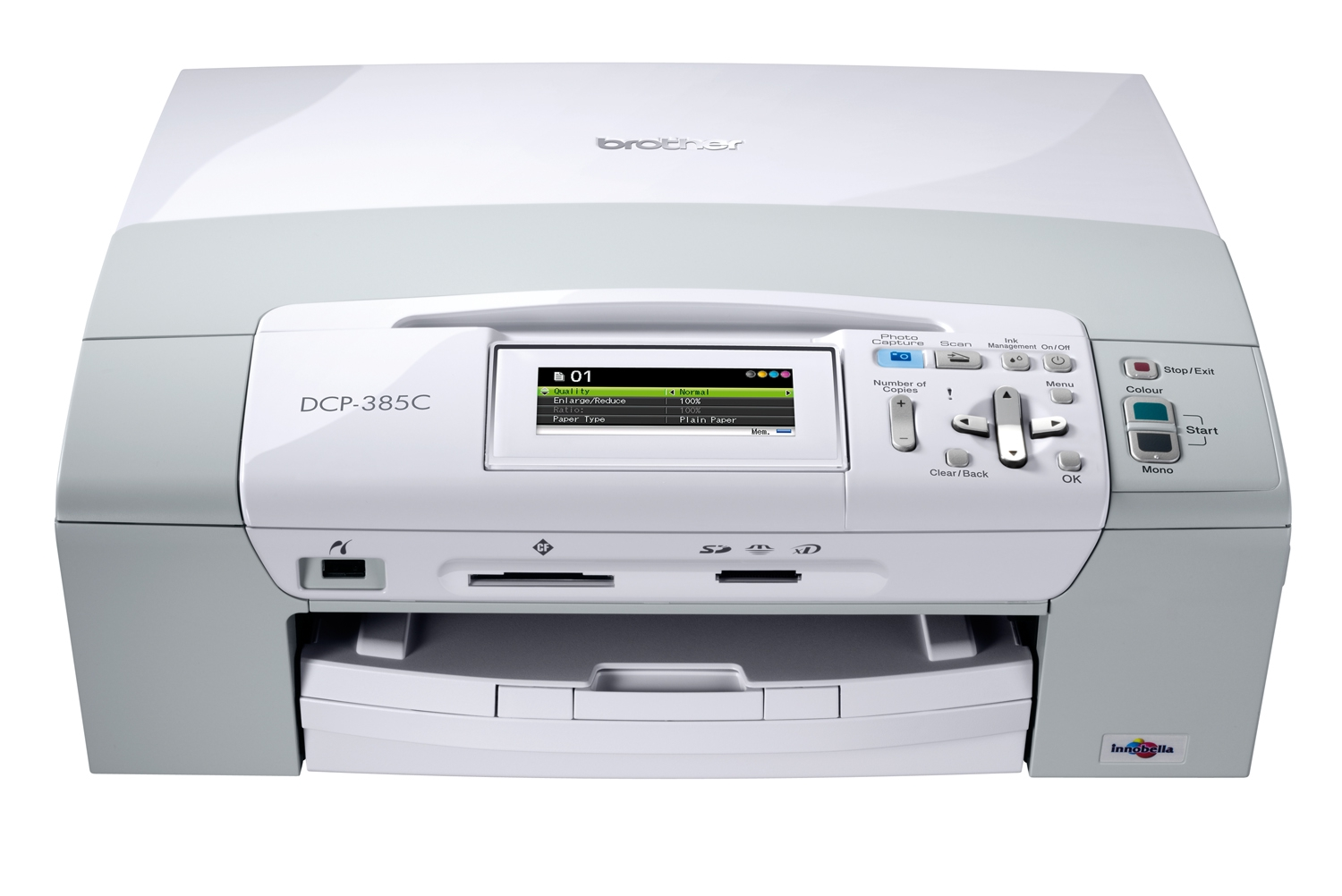 BROTHER DCP 385C