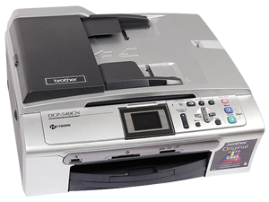 BROTHER DCP 540CN
