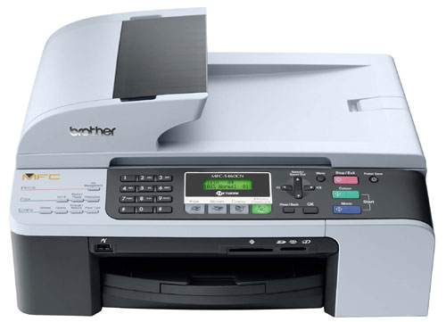 BROTHER MFC 5460CN
