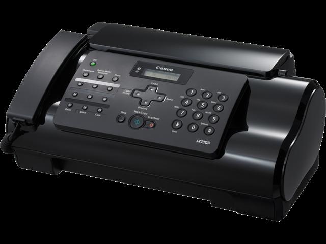 Canon Fax JX 210 P