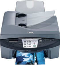 Canon Multipass MP730
