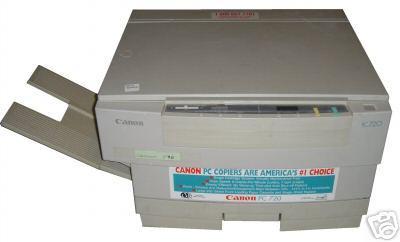 Canon PC 720