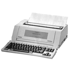 Canon StarWriter 60WP