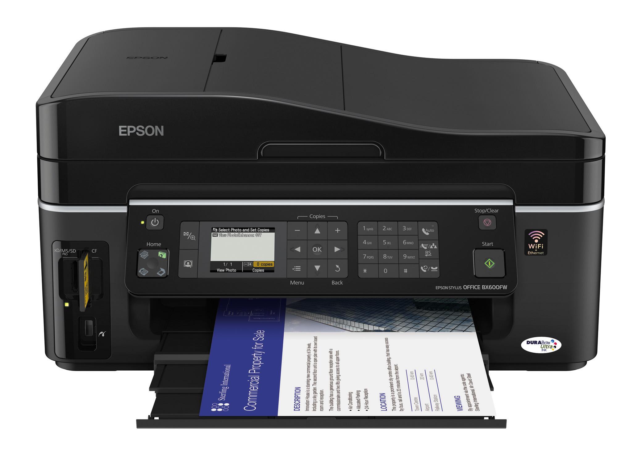 Epson Stylus BX600FW