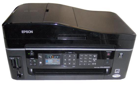 Epson Stylus BX610FW