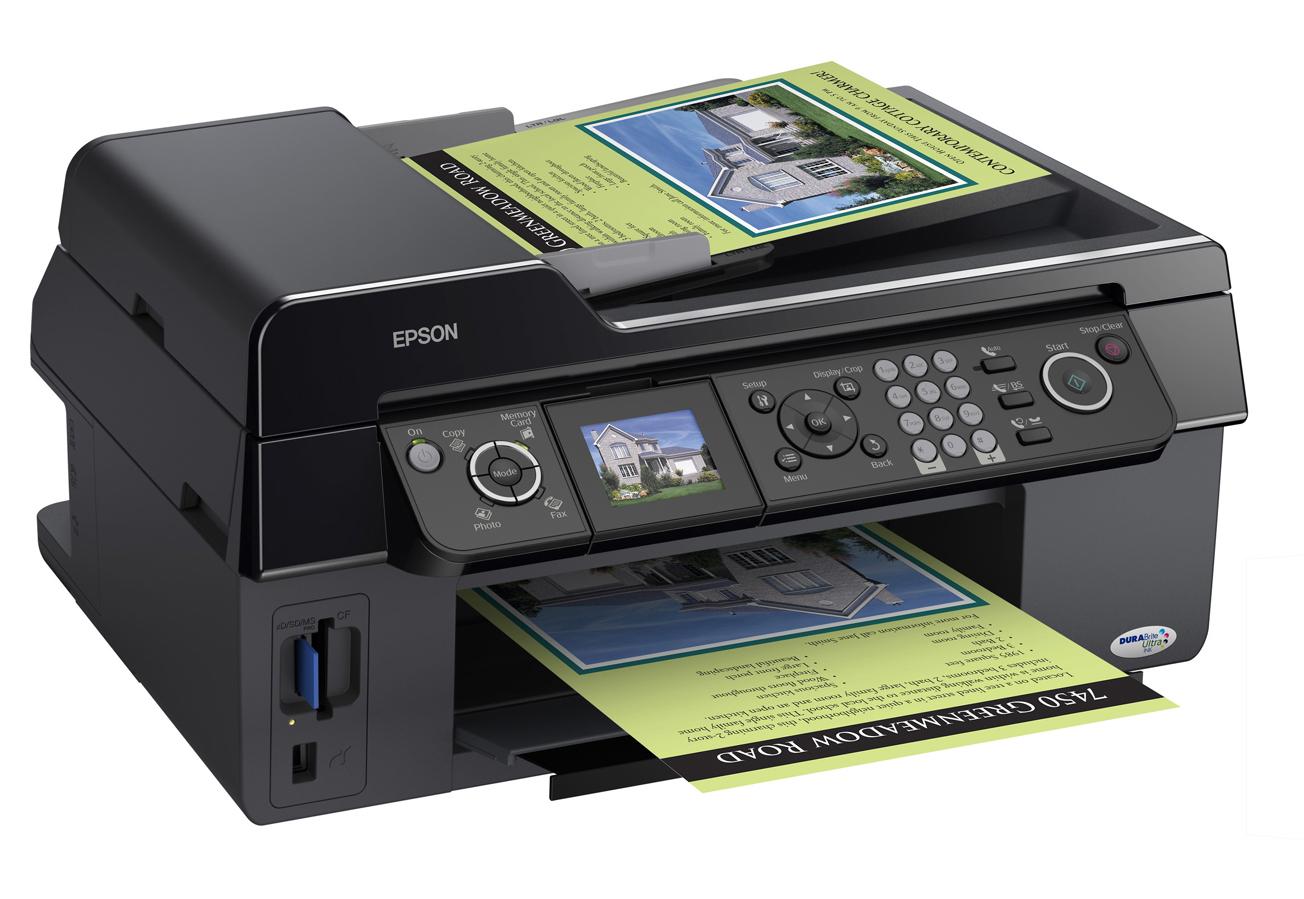 Epson Stylus DX9400F WIFI