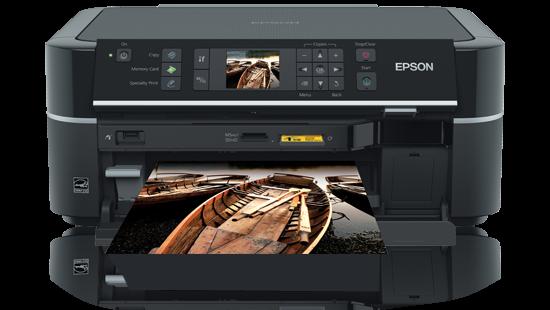 Epson StylusPhoto PX650