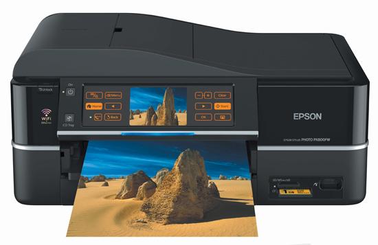Epson StylusPhoto PX800