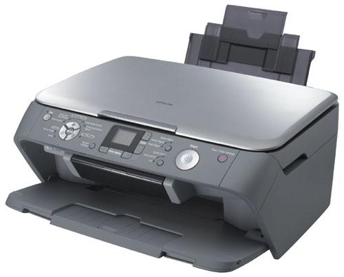 Epson StylusPhoto RX520