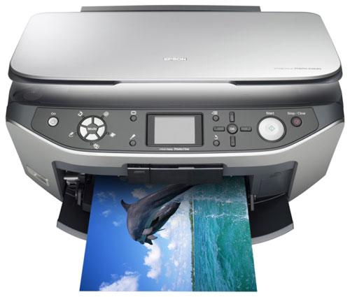 Epson StylusPhoto RX640