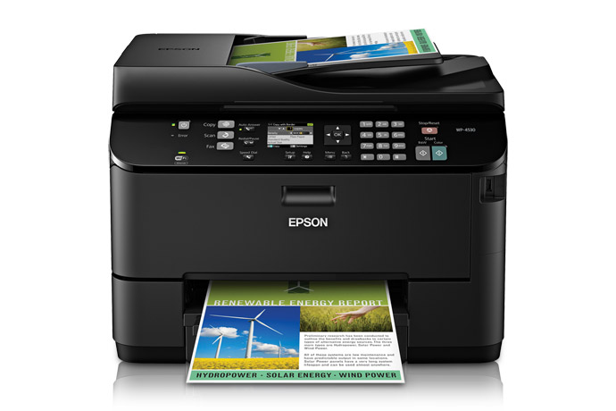 Epson Workforce Pro WP-4530