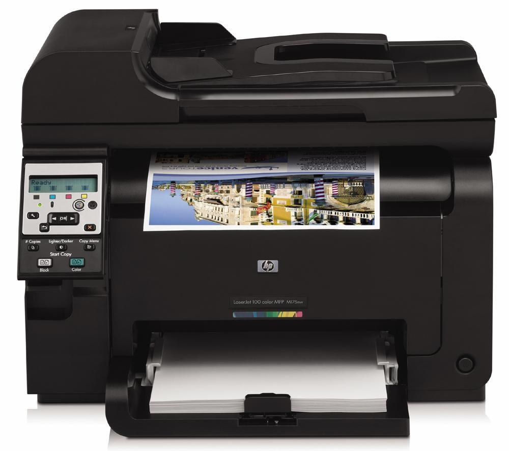 HP Laserjet PRO 100 Color MFP M175 A