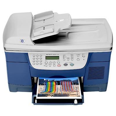 HP COLOR COPIER 610