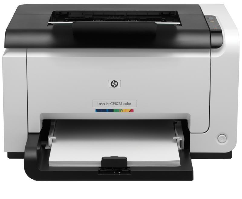 HP Color LaserJet CP 1025