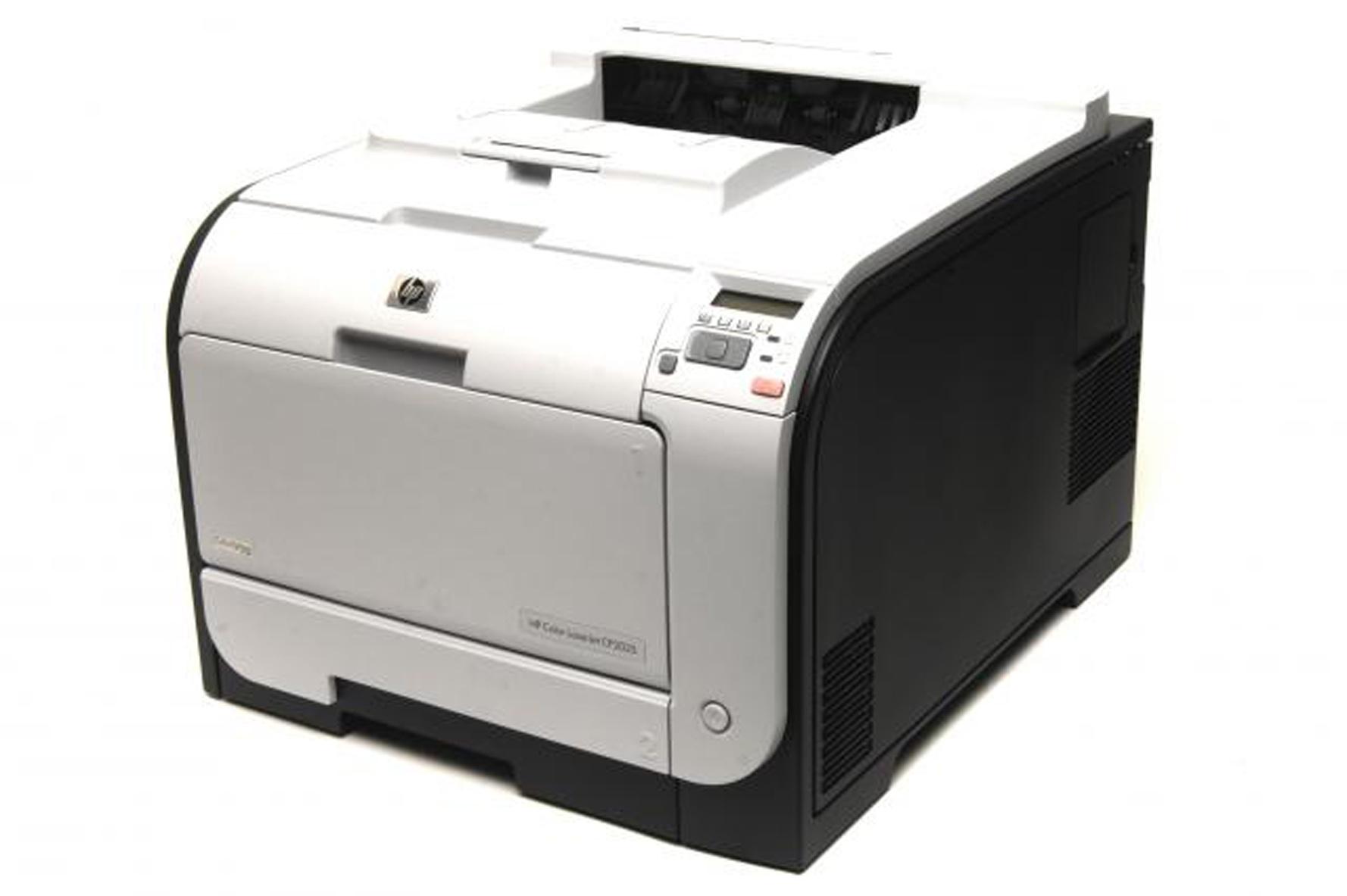 HP Color LaserJet CP 2020 Series