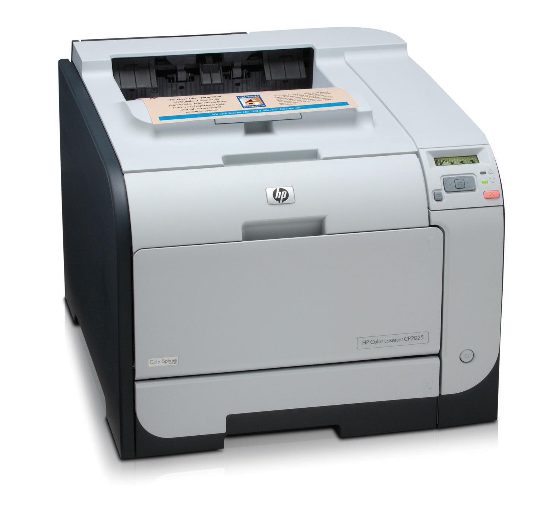 HP Color LaserJet CP 2025 DN