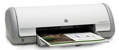 HP DeskJet D 1311