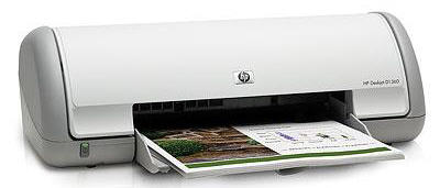 HP DeskJet D 1320