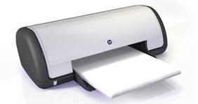 HP DeskJet D 1400 SERIES