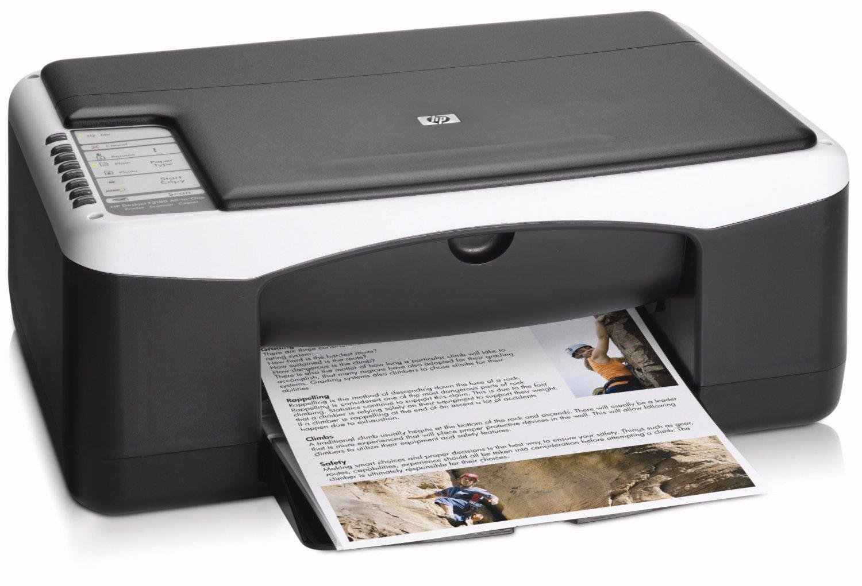 HP DeskJet F 2180