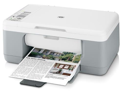 HP DeskJet F 2200