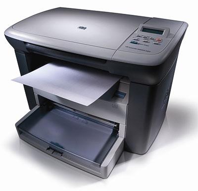 HP LaserJet M 1005 MFP