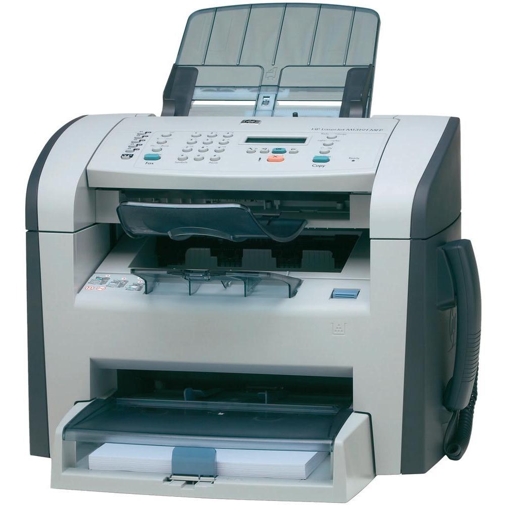 HP LaserJet M 1319 F MFP