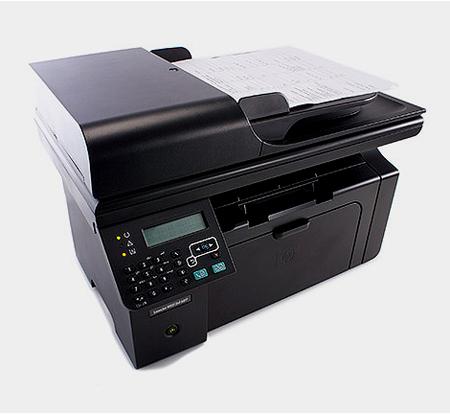 HP Laserjet Pro M1212 MFP