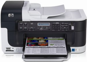 HP OfficeJet J 6424