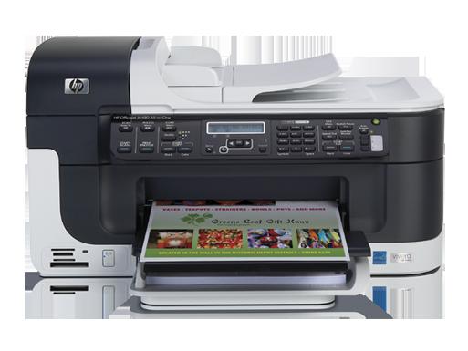 HP OfficeJet J 6450
