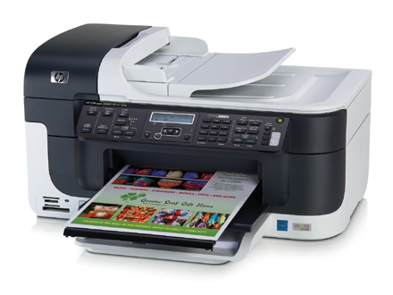 HP OfficeJet J 6480