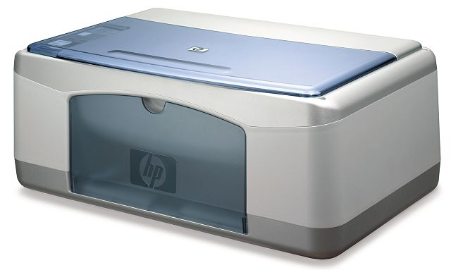HP PSC 1210V