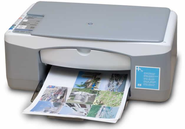 HP PSC 1400 SERIES