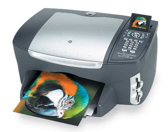 HP PhotoSmart 2500Series