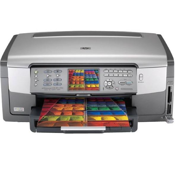 HP PhotoSmart 3207