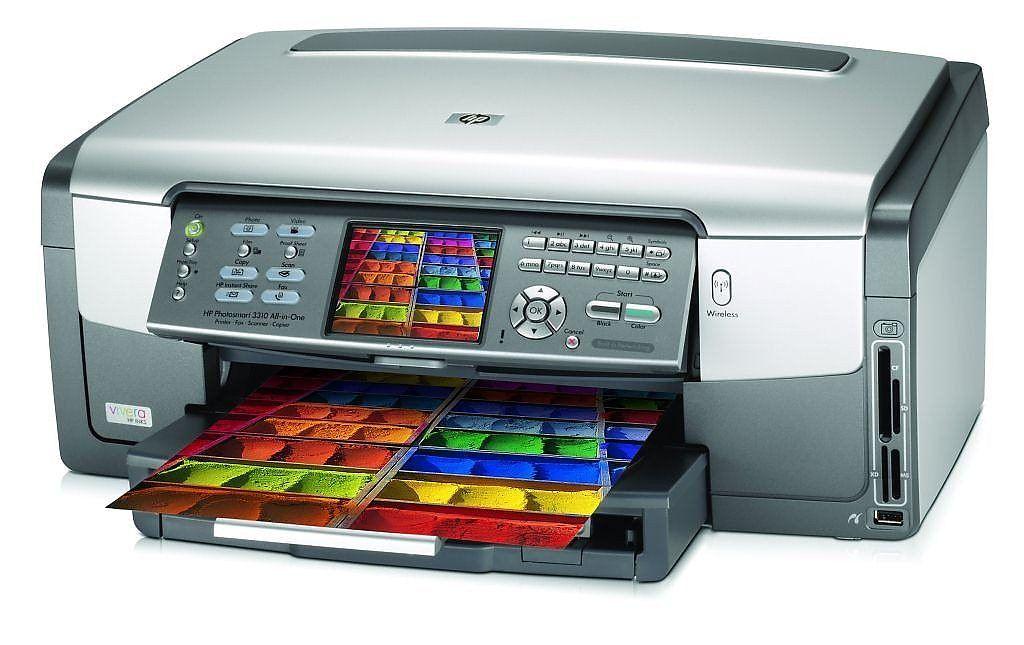 HP PhotoSmart 3310A