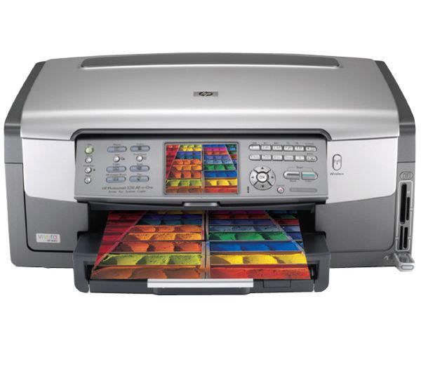 HP PhotoSmart 3310V