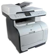 HP Color Laserjet CM2320 EB MFP