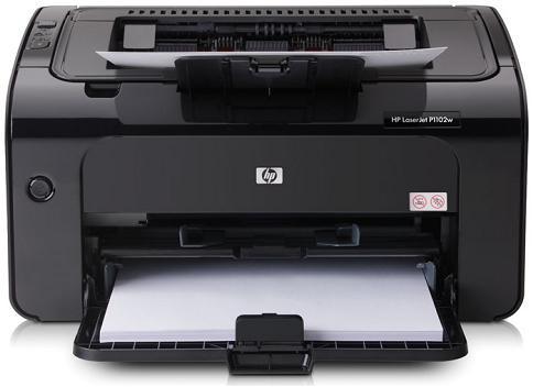 HP Laserjet P1104