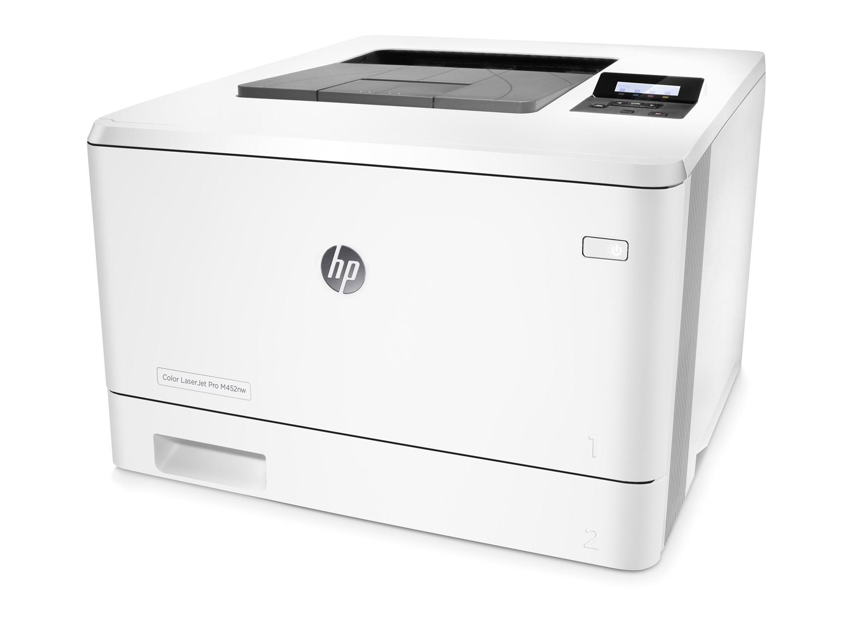 HP Colour Laserjet Pro M452