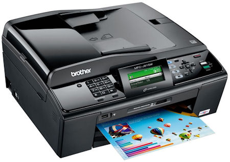 Brother DCP J615W