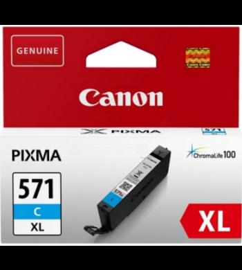 Kartuša Canon CLI-571C XL