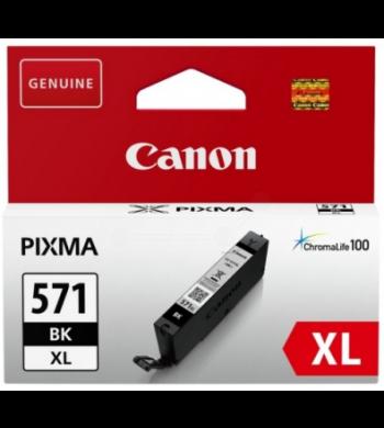 Kartuša Canon CLI-571BK XL