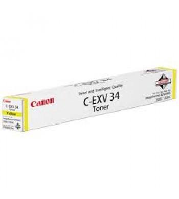 Toner Canon C-EXV 34Y