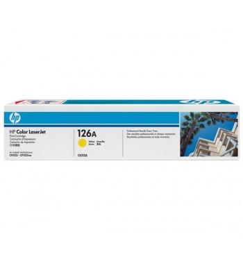 Toner HP 126A (CE312A)