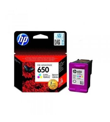 Kartuša HP št.650, BARVNA, ORIGINAL