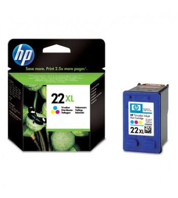 Kartuša HP št.22XL